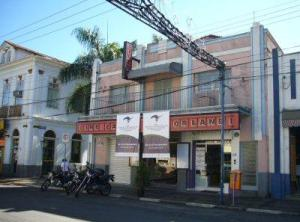 Cine Cavaliere Orland, onde é realizado o FATU.