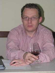Arnaud Robert, responsavel pela Vinicola Corpora.