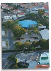 A Feira acontecerá em um espaço de 24 mil m², no parque Santa Maria.