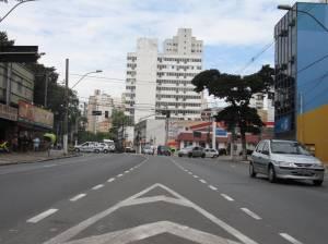 Corredores de ônibus ajudam a diminuir congestionamentos